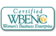 Certified WBENC Women's Business Enterprise
